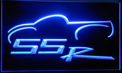 Chevrolet SSR Neon Sign (Light. LED)