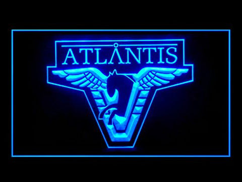 Stargate Atlantis Neon Sign (Bar. Hub. Advertising. LED. Light. J868B)