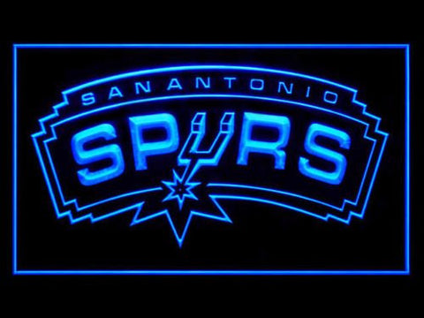 San Antonio Spurs Neon Sign (LED. Light. Sign)