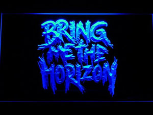 Bring Me the Horizon LED Neon Light Sign Man Cave C232-B