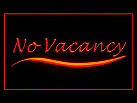 No Vacancy Restaurant Room Pub Led Light Sign