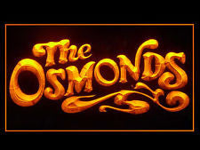The Osmonds Hub Bar Advertising LED Light Sign P738Y