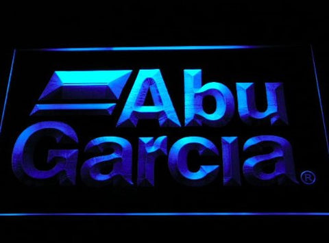 Abu Garcia Neon Sign (Light. Fishing. Logo. LED)