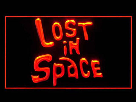Lost in Space Bar Led Light Sign