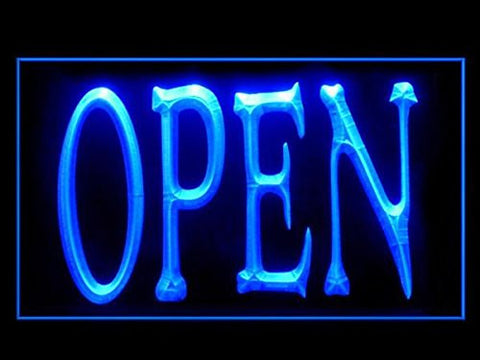 Business Shop Restaurant Store LED Open Sign Neon Light Display