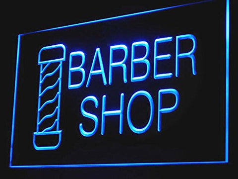 Trendy Barber Shop LED Sign Neon Light Sign Display