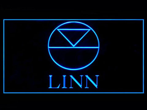 LINN Home Theater Audio Neon Sign (LED. Light)