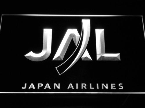 Japan Airlines Neon Sign (Light. D162-r. LED)