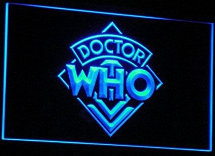 Doctor Neon Sign