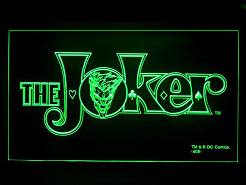 The Joker LED Light Sign
