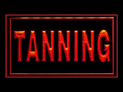 Tanning Salon Skin Care Open Display Led Light Sign