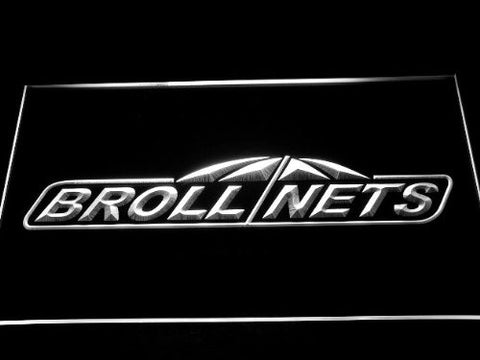 Brollnets Fishing Neon Sign (Logo Light LED)