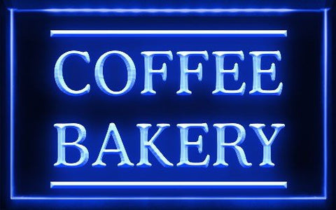 C B Signs Coffee Bakery LED Sign Neon Light Sign Display