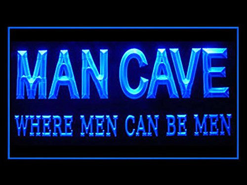 Official Man Cave LED Neon Sign - Light Sign