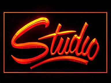 C B Signs Recording Music Studio LED Sign Neon Light Sign Display