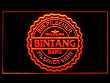 Bintang Beer Neon Sign (Bar. LED. Light)