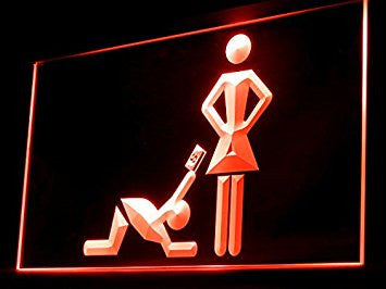 Sexy Nude Girl Led Light Sign