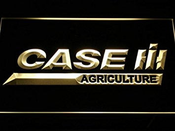 Case International Harvest Harvester Neon Sign (Light. D177-b. LED)