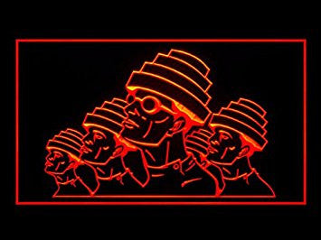 DEVO Band Led Light Sign