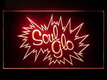 Soul Glo Hub Bar Advertising LED Light Sign P549R