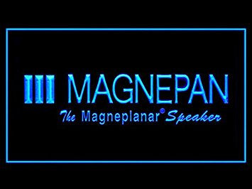 Magnepan Home Theater Speakers Led Light Sign