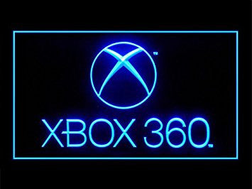 XBox 360 Neon Sign (Game Store. LED. Light)