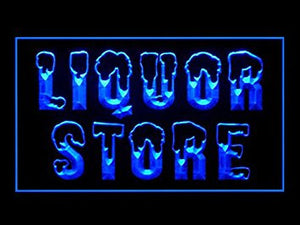 Liquor Store Beer Drink Display Led Light Sign