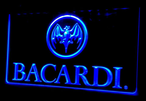 Bacardi Neon Signs (NL306. Banner. Flag. Light. LED)