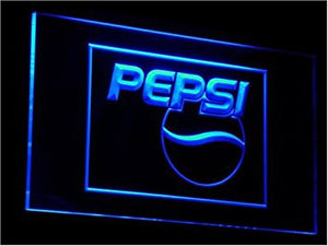 Pepsi Neon Sign Bar Display Light by WorldLEDHouse