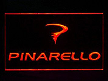 Pinarello Bikes Led Light Sign