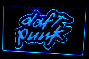 NL488 Discovery Daft Punk Scott Grooves Neon Light Signs