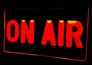 On Air Studio Neon Signs (Light. NL201. LED)