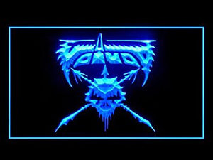 Voivod Led Light Sign