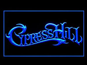 Cypress Hill Hip Hop Music Group Pub Bar Advertising LED Light Sign Y087B