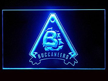 Battlestar Galactica Caprica Buccaneers Neon Sign (P510B. Hub. Bar. Advertising. LED. Light)