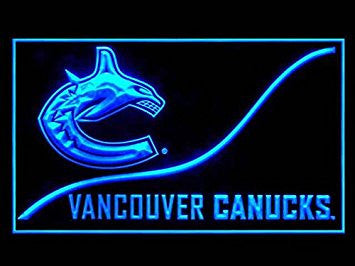Vancouver Canucks Neon Sign (Cool LED. Light)
