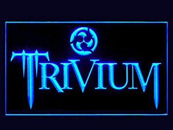 Trivium Bar Pub Led Light Sign