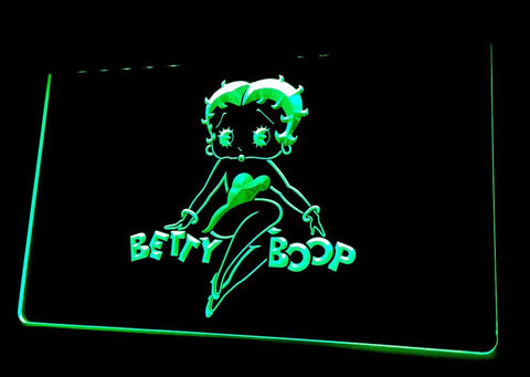 Betty Boop Neon Sign (NL081. LED. Light)