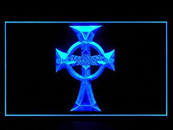 Boondock Saints Neon Sign (LED. Light)