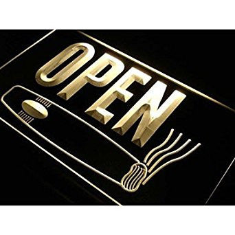 BuW OPEN Cigars Shop Smoking Bar Neon Light Sign. led lights for home pretty ...