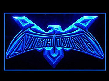 Nightwing Pub Bar Advertising LED Light Sign Y330B