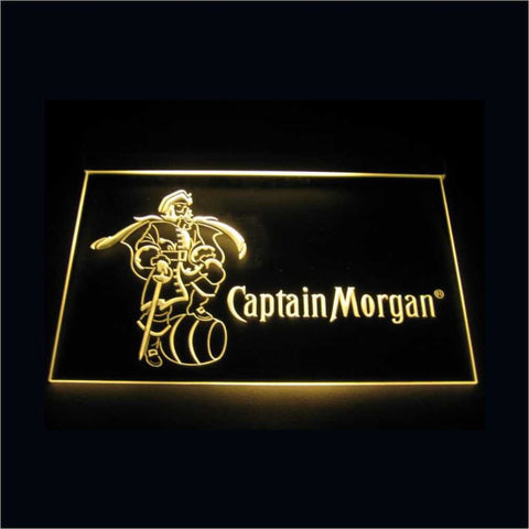 Captain Morgan Neon Sign (LED)