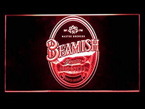 Beamish Ireland Sig Hub Bar Advertising LED Light Sign P231R