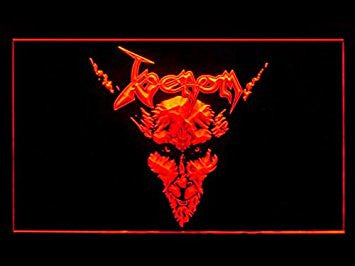 Venom Bar Led Light Sign