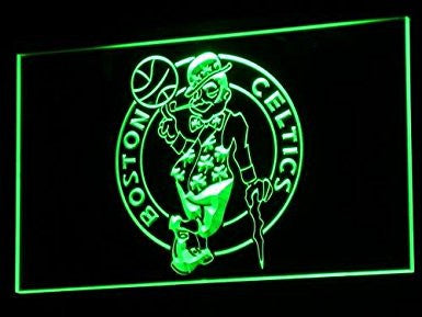 Boston Celtics Neon Sign (Light. LED. NBA. Basketball)