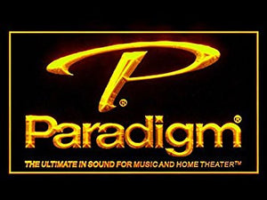 Paradigm Speakers Theater Led Light Sign
