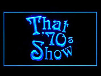 That 70's Show Neon Sign (Pub. Beer Bar. LED. Light)