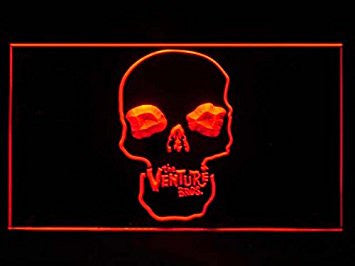 Venture Brothers Neon Sign (LED. Light)