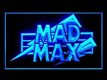 MAD MAX Bar Pub Led Light Sign