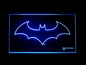 Batman Dark Knight LED Light Sign